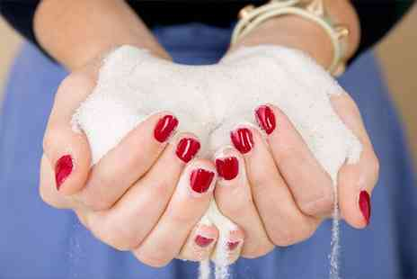 Beauty 2  - Gel Manicure, Pedicure or Both  - Save 52%