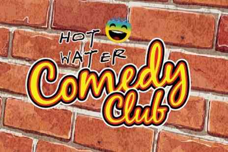 Hot Water Comedy Club -  Show Entry for One, Two or Four on 2 April to 21 May - Save 47%