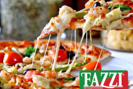 Fazzi - Italian Meal for Two - Save 58%