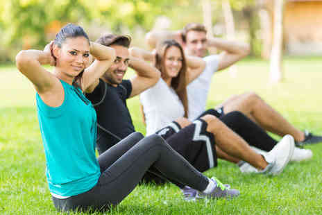 Diamonds Health & Beauty - Three outdoor bootcamp sessions  - Save 80%