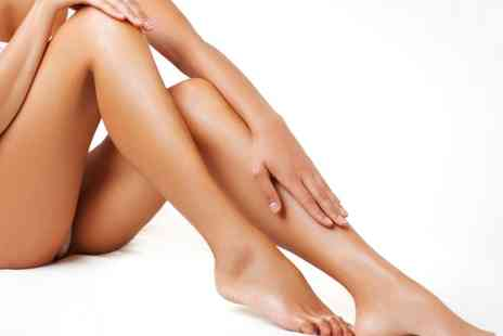 Boutique and Tanning - Three or Five Sessions of Laser Hair Removal  - Save 55%