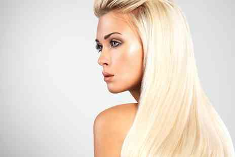 Hair Strategy - 16 Inch Human Hair Extensions with Fitting  - Save 51%