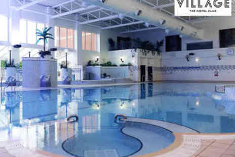Village Hotel Club  - Spa Day with Treatment and Use of Facilities - Save 38%