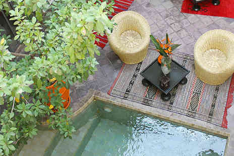 Riad Jardin Des Reves - Splendidly atmospheric and exclusive hotel in a beautiful part of Marrakech  - Save 52%