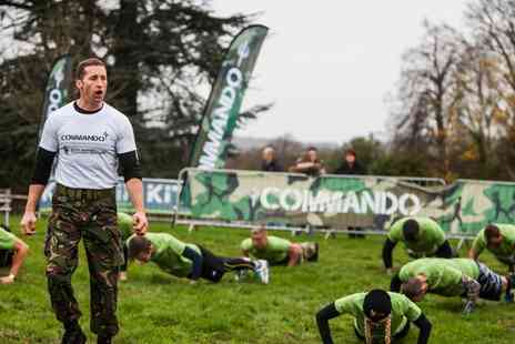 Commando Series - Obstacle Course & Endurance Challenge 12 to 13 November - Save 29%