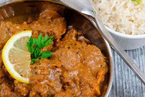 Taaj Restaurant   - Lunch for Two - Save 44%