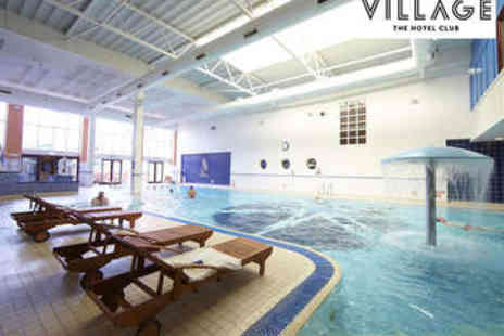 Village Hotel Club  - Spa Day with Treatment and Use of Facilities - Save 44%