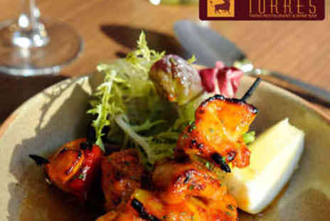 Torres Tapas Restaurant  - Tapas for Two with Sangria - Save 56%