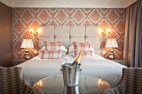 Hillthwaite House Hotel - One Night Romantic Luxury Lake District Escape for Two  - Save 0%