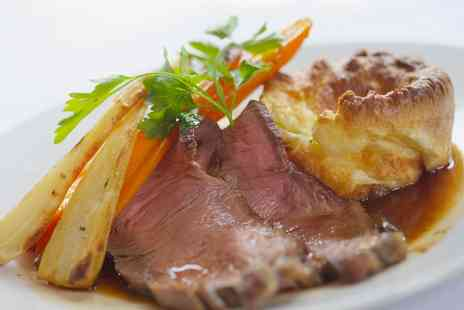 Brook Kingston Lodge Hotel - Three Course Sunday Lunch for Two or Four - Save 0%