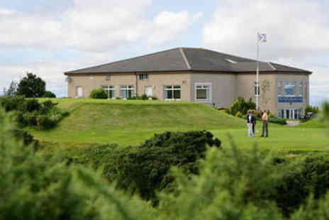 The West Lothian Golf Club - 18 Holes of Golf for Two with Bacon Roll and Drink - Save 0%