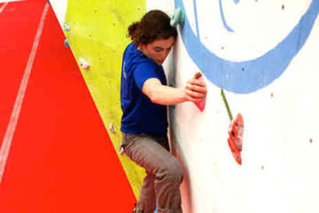 BoulderWorld - Climbing Taster Session for Two - Save 47%