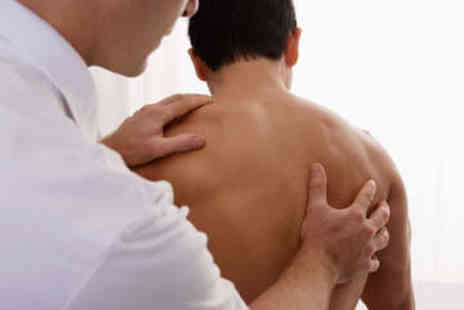 Evolution Osteopathy - Osteopathy Consultation and Two Treatments - Save 72%