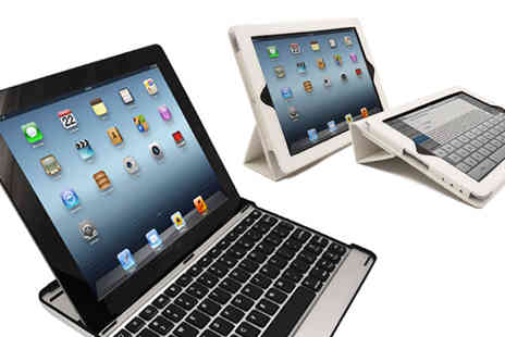 iPad Case - Choice of cases and accessories for iPad 2 and iPad 3 from £15 incl. P&P - Save 73%