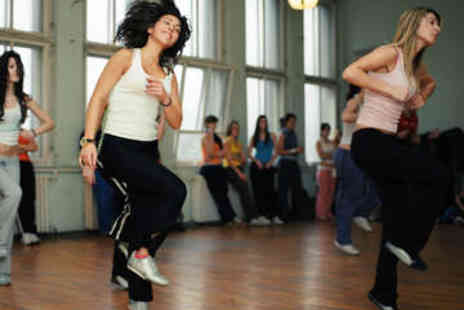 Natalie Woods School of Theatre - Six Zumba Dance Fitness Classes - Save 67%