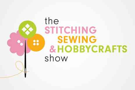 ICHF - Stitching, Sewing and Hobbycrafts Show 7 To 9 April - Save 0%
