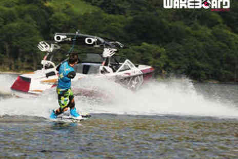 Loch Lomond Wakeboard - Learn to Ride Wakeboarding Package - Save 0%