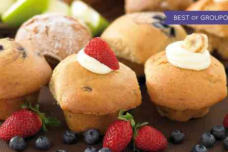 Muffin Break - Selection of Four or Eight Muffins - Save 32%