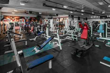 Panthers Gym - One Week Gym Membership   - Save 0%