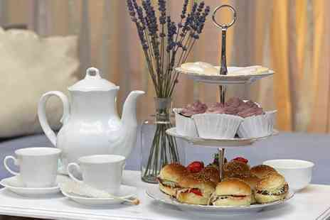 cafe prego - Afternoon Tea for Two or Four  - Save 0%