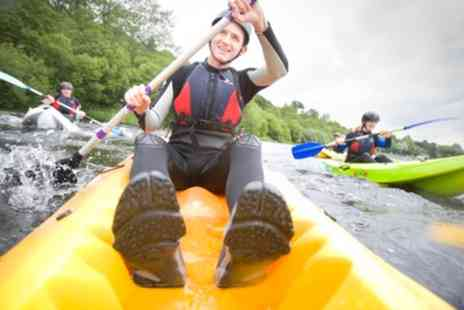 Bala Adventure and Watersports Centre - Half Day Canoeing or Kayaking in Snowdonia National Park - Save 74%