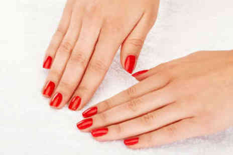The Hair Studio - Gel Manicure - Save 59%