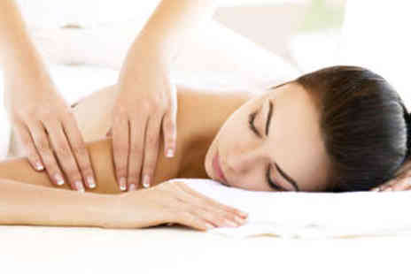 Hideaway Beauty - 30 Minute Back, Neck, and Shoulder Massage - Save 50%