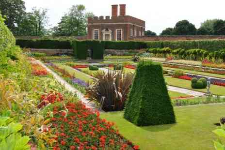 Holiday Inn - RHS Hampton Court Palace Flower Show Day ticket  plus One night stay with Breakfast each morning - Save 22%