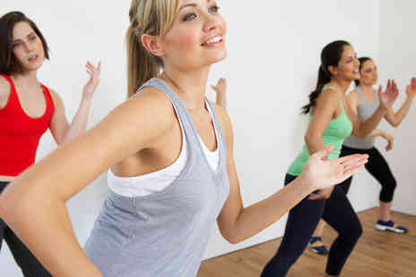 Zumba Riot - One month of unlimited fitness classes  - Save 77%