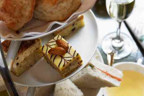 Caledonian Hotel - Champagne Afternoon Tea For Two - Save 49%