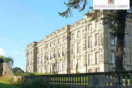 Stoneleigh Abbey - Entry to Abbey Gardens with Afternoon Tea for Two - Save 51%