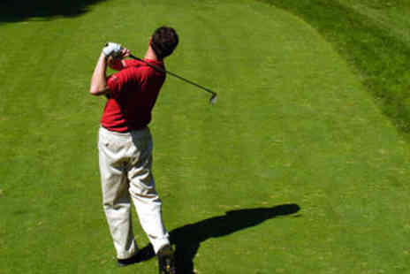 Fortwilliam Golf Club - Round of Golf for Two - Save 57%