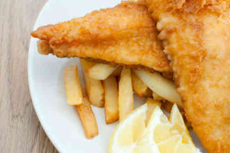 Kingfisher Fish & Chips   - Fish and Chips for Two - Save 0%