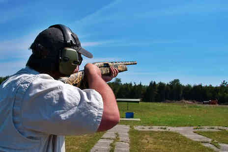 Adventure 001 - 1.5 Hour Clay Pigeon Shooting  - Save 0%