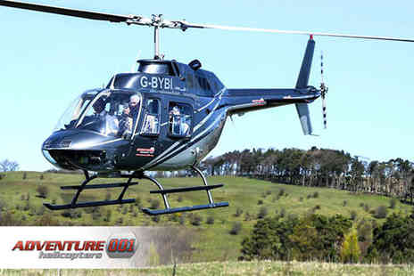 Adventure 001 - Six Mile Buzz Helicopter Flight   - Save 0%