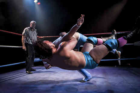 LDN Wrestling - Ticket to see LDN Wrestling live  - Save 43%