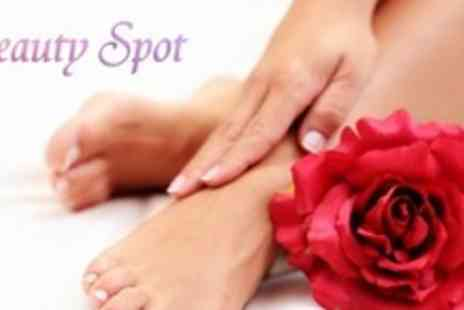 Beauty Spot - 90 Minute Manicure and Pedicure Package - Save 60%