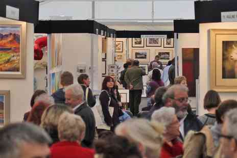 Reading Contemporary Art Fair - Reading Contemporary Art Fair Two Tickets On 23 to 24 April - Save 50%
