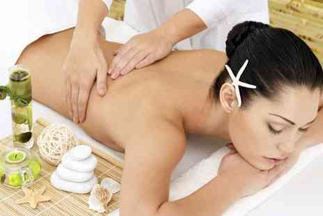 J Adore My Skin - 45 Minute or 60 Minute Aromatherapy Massage - Save 54%