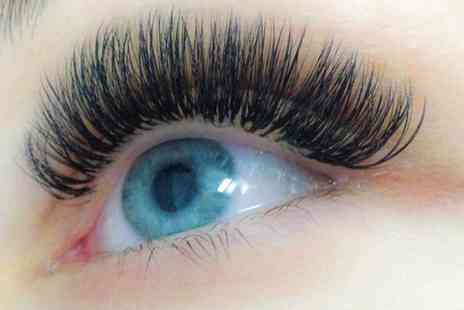 Pure Bliss Beauty Salon - Russian Volume Eyelash Extensions  - Save 42%