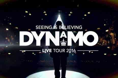 Phil McIntyre - Dynamo Live, Adult or Family Ticket, Extra Dates and Locations - Save 0%