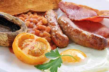 Best Western Great London Hotel - Full English Breakfast with Tea or Coffee for Two or Four - Save 54%
