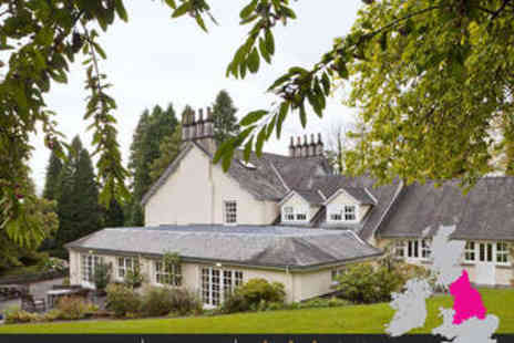 Briery Wood Country House Hotel - One Night Stay For Two with full English breakfast - Save 45%