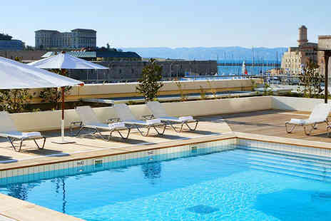 Radisson Blu Hotel   - Breathtaking views of the Old Port and the Citadel of Saint Nicolas - Save 31%