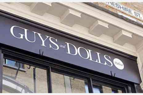 Guys and Dolls Parlour - Treatwell Days Stylist Lunch Break Manicure - Save 55%