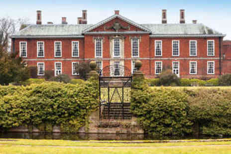 Bosworth Hall Hotel & Spa - Treatment, Use of Facilities Plus Afternoon Tea for 2 - Save 48%