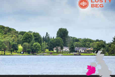 Lusty Beg island - Two Nights Stay Between Sunday and Thursday for Two in a Double Room with Daily Full Irish Breakfast - Save 58%
