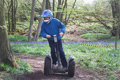 Segway Unleashed - Segway Experience - Save 65%