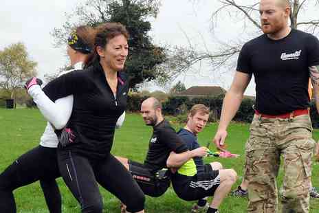 Elements Outdoor Military Fitness - Ten or Twenty Boot Camp Sessions - Save 0%