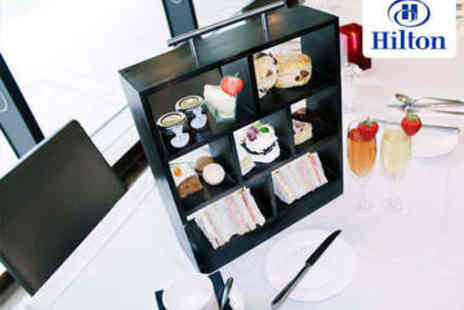 Hilton Liverpool - Afternoon Tea with Prosecco for Two - Save 42%